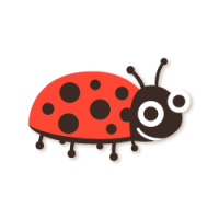 Gruppo 18 mesi Ladybug | Inglese per bambini a Padova