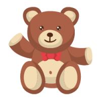 Gruppo 5 anni Teddy Bears | Inglese per bambini a Padova Montà