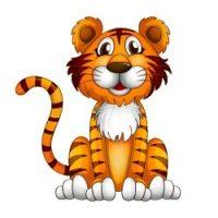 Gruppo 7 anni Tigers