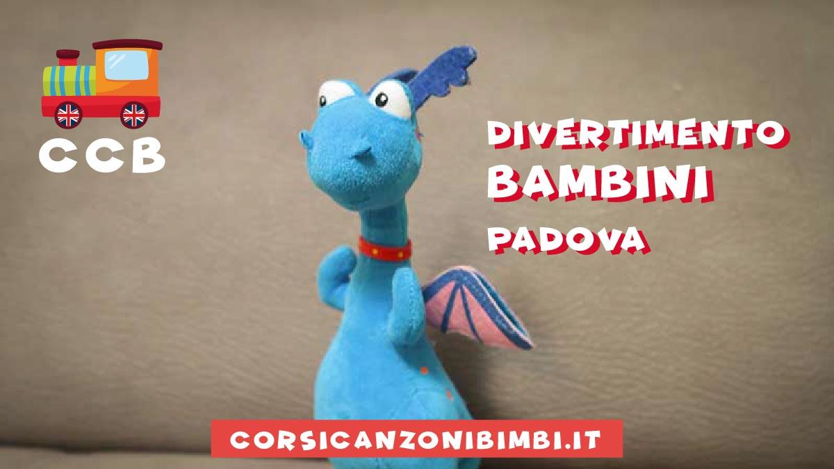 CCB Divertimento per bambini a Padova - Divertimento per Bambini a Padova con le Lezioni di Inglese