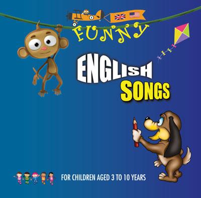 Funny English Songs - Canzoni per Bambini in Inglese