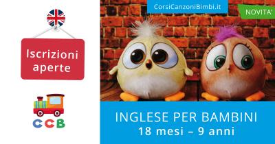 Inglese per Bambini a Padova