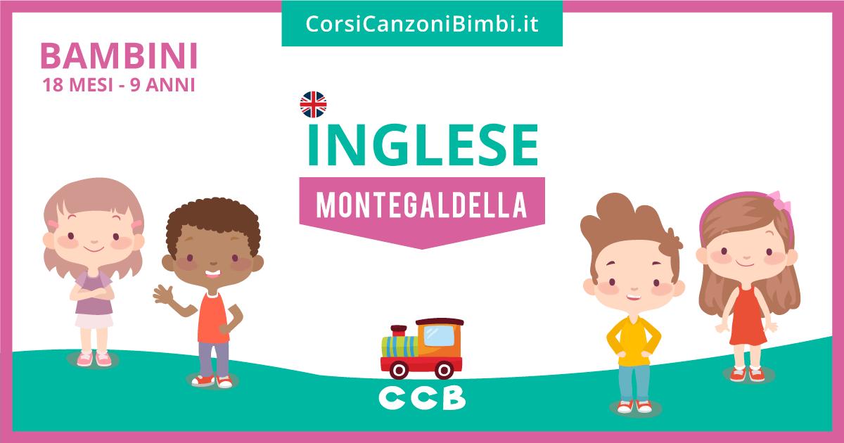 Lezioni di inglese per bambini a Montegaldella