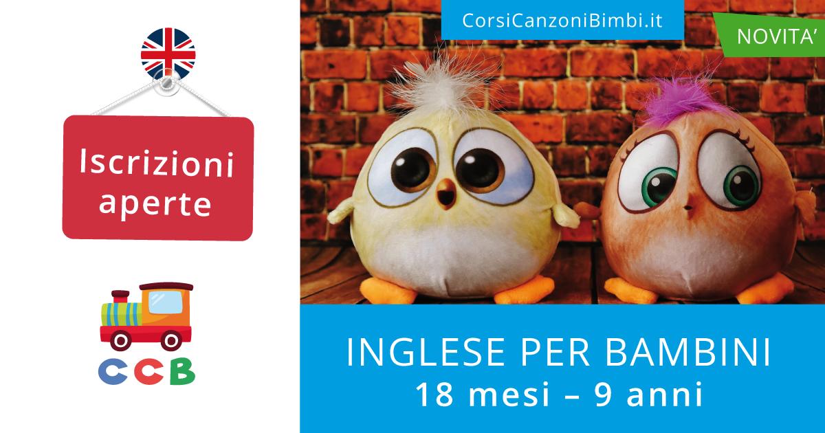 Lezioni di inglese per bambini a Padova