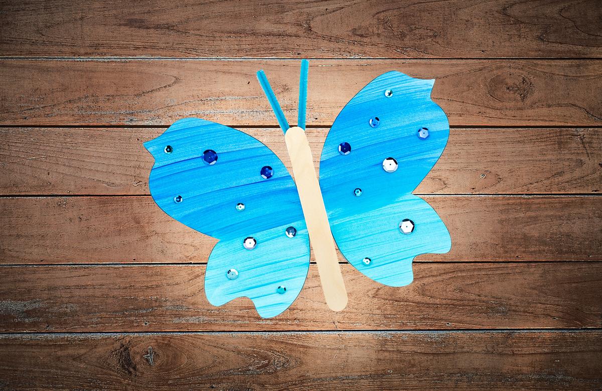 Butterfly Laboratorio Creativo per Bambini in Inglese tra Padova e Vicenza