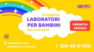 Laboratori per Bambini a Padova e provincia nel 2019