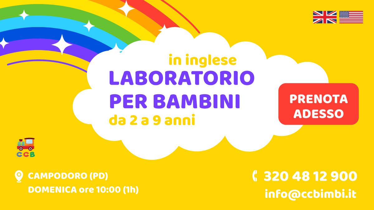 Laboratori per Bambini a Mestrino 2019-2020