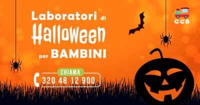 Laboratori Halloween Bambini Camisano Vicentino 400x210 - Blog